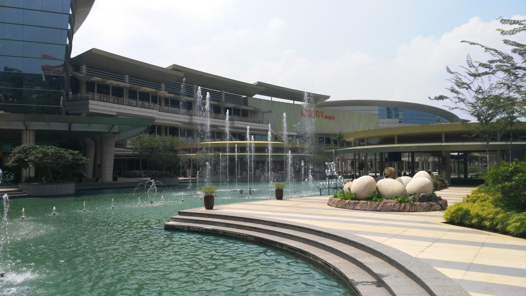 IOI City Mall in Putrajaya