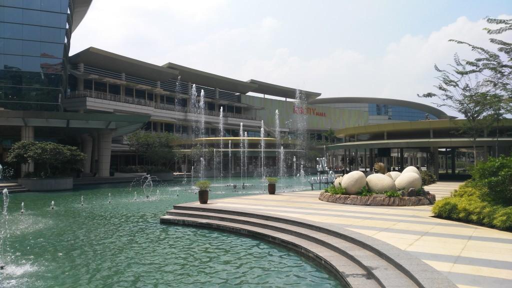 IOI City Mall in Putrajaya